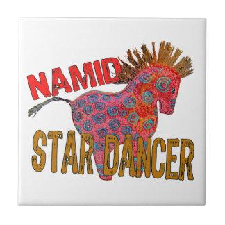 Totem Pony Namid the Star Dancer Ceramic Tile