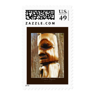 TOTEM SPIRIT Art Collection Stamps