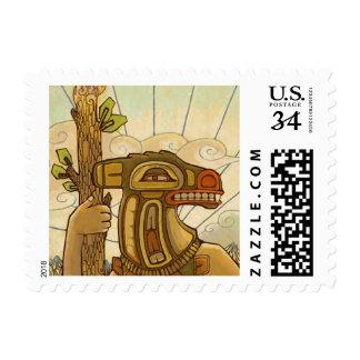 Totem Stamps