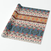 Totem - wrapping paper