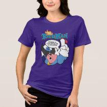 ToteMan Epilepsy Awareness Spanish T-Shirt