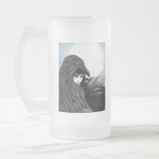 Totemic Hecate drinkware 16 Oz Frosted Glass Beer Mug