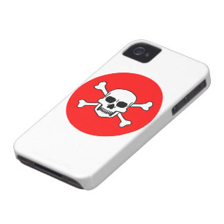 Totenkopf Case-Mate iPhone 4 Case