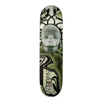 "#Totenkopf ""Chili "" skateboard deck 7,75 """