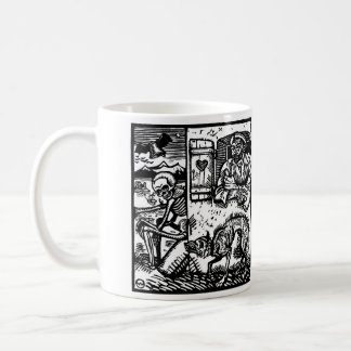 Totentanz Death Waits mug