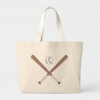 Totes adaptables del bate de béisbol y de la bola bolsas de mano