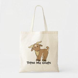 Totes Ma Goats Budget Tote Bag
