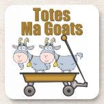 Totes Ma Goats Coaster