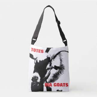 TOTES MA GOATS Cross Body Bag