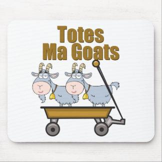 Totes Ma Goats Mouse Pad
