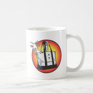 Totes Ma Goats Classic White Coffee Mug