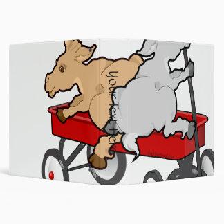 Totes MaGoats FunnY Goat Meme Vinyl Binders