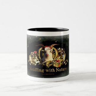 Totes Magoats Goat Christmas Holiday Mug