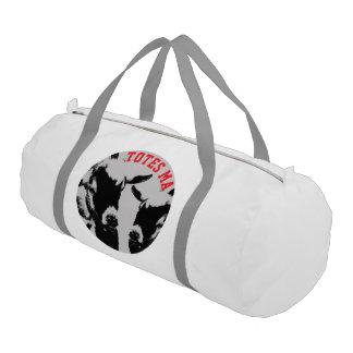TOTES MAGOTES Gym Duffle Bag
