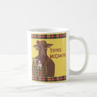 Totes McGoats mug