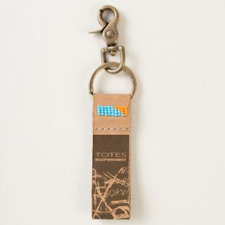 Totes Responsibly Keychain