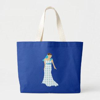 Totes y regalos de la novia bolsa