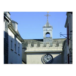 Totnes East Gate Postcard