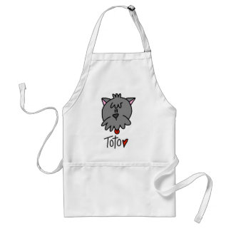 Toto Adult Apron