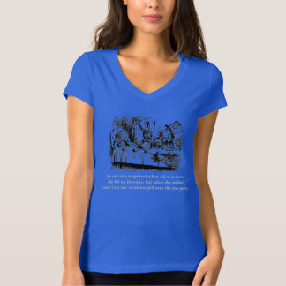 Toto Had It Coming Alice (In Wonderland) Ironic T T-Shirt