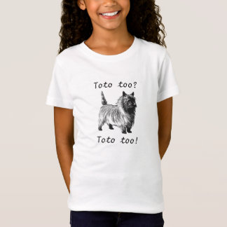 Toto Too T T-Shirt