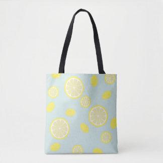totobatsugu of lemon handle tote bag