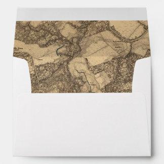 Totopotomoy, Virginia Envelopes