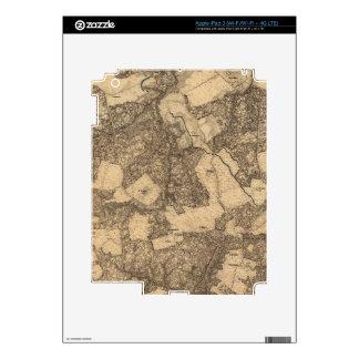 Totopotomoy, Virginia iPad 3 Skins