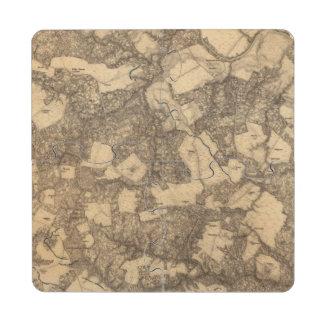 Totopotomoy, Virginia Puzzle Coaster