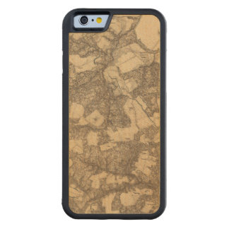 Totopotomoy, Virginia Carved® Maple iPhone 6 Bumper