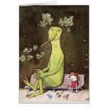 Totoro y Alicia (es una historia larga) Tarjeton