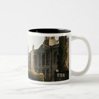 Tottenham Court Road Turnpike Two-Tone Coffee Mug