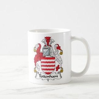 Tottenham Family Crest Classic White Coffee Mug