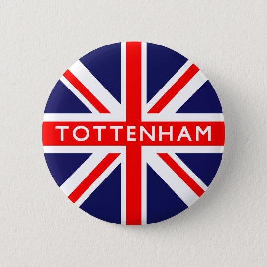 Tottenham UK Flag Button