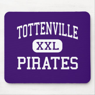 Tottenville - Pirates - High - Staten Island Mouse Pad