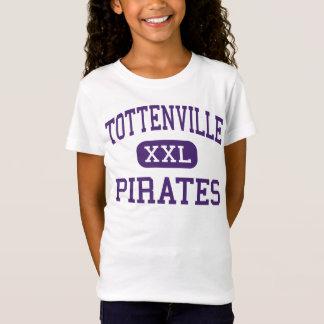 Tottenville - Pirates - High - Staten Island T-Shirt