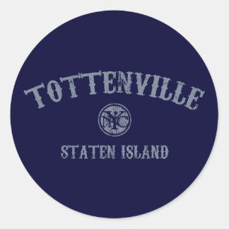 Tottenville Sticker