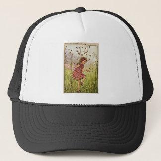 Totter-Grass Fairy Trucker Hat
