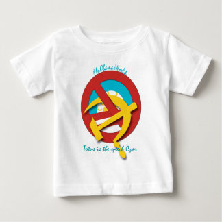 Totus is speech Czar Baby T-Shirt