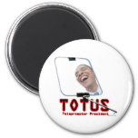 TOTUS - Obama - The Teleprompter President Magnets