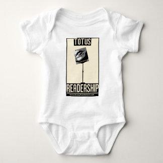TOTUS-READERSHIP BABY BODYSUIT