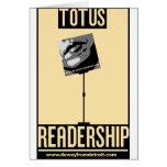 TOTUS-READERSHIP CARDS