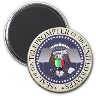 TOTUS THE TELEPROMPTER SEAL MAGNET