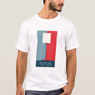 Totus the Teleprompter T-Shirt