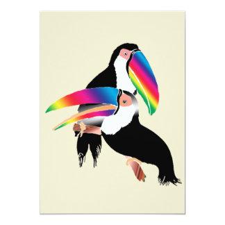Tou Toucans Card