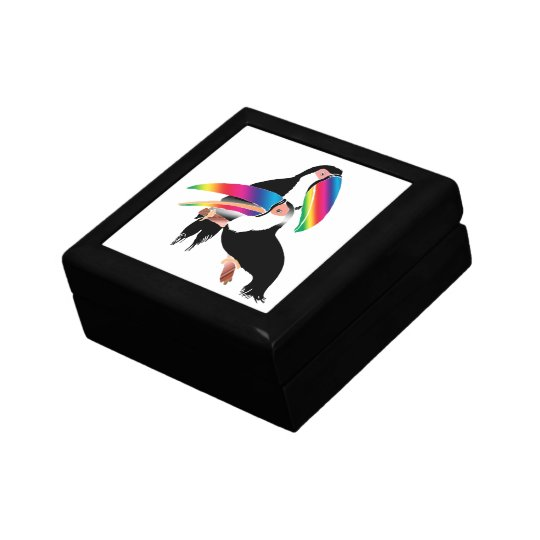 Tou Toucans Jewelry Box