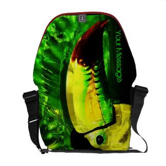 Toucan 1 Messenger Bag