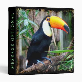 Toucan 5 Binder Options