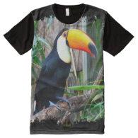 Toucan 5B All-Over Print T-shirt