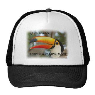 Toucan Bird Trucker Hat